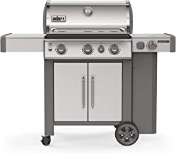 weber stainless steel grills on sale