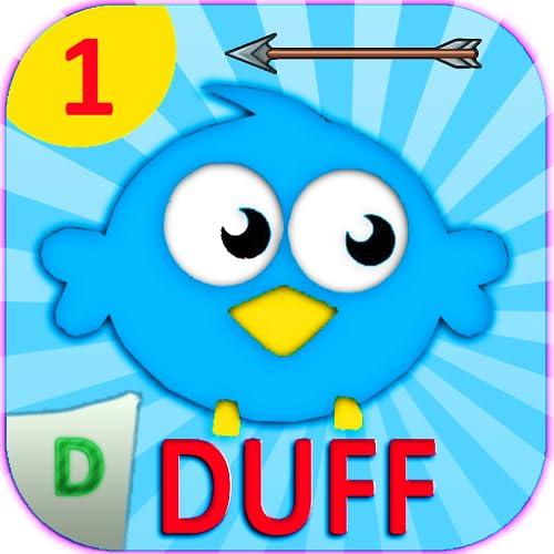 duff bird dash superhero bird gamegam