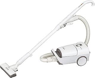 パナソニック Jコンセプト 紙パック式掃除機 ハウスダスト発見センサー搭載 ホワイト MC-JP800G-W