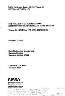 The NASA digital VGH program: Exploration of methods and final results. Volume 4: B 747 data 1978-1980, 1689 hours (English Edition)