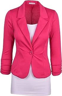 blazer pink colour