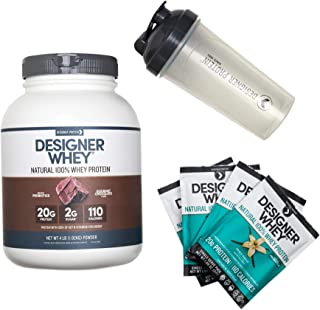 Best designer whey flavors Reviews