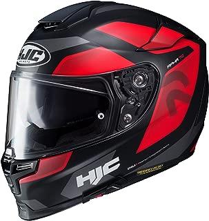 HJC Helmets 1694-713 Black/Red/Grey Medium RPHA-70 ST Grandal Helmet