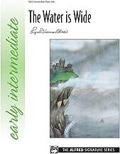 The Water Is Wide Sheet Piano Arr. Lynn Freeman Olson