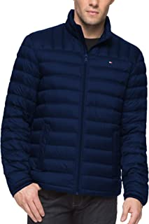 Men's Big and Tall Packable Down Jacket