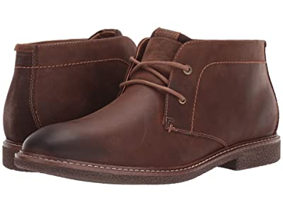 Lucky Brand Boone (Walnut Burnished Crazy Horse) Men