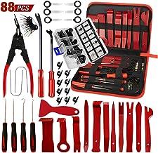 AUTOXEL 88 Pcs Trim Removal Tool, Fastener Remover Tool Kit Automotive Interior Plastic Pry Kit, Car Door Panel Tool Radio...