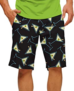 StretchTech Poly-Fun Bright Drinks Tee Many Martoonies StretchTech Men's-Knee Length, 11