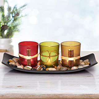 LETINE Cute Candle Holders Set Fit in LED Lights....