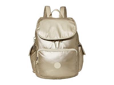 Kipling Citypack Backpack (Cloud Metal) Backpack Bags