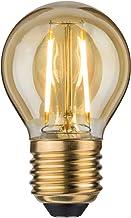 Paulmann 28382 LED kogellamp 2,5W E27 230V goud 2500K, 7.8 x 4.5 x 7.8 cm