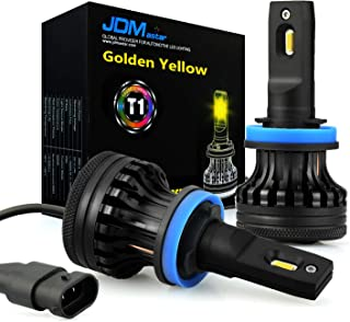 Best h8 yellow led bulb Reviews