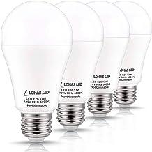 Amazon Com Led Light Bulbs 120 Watt Equivalent