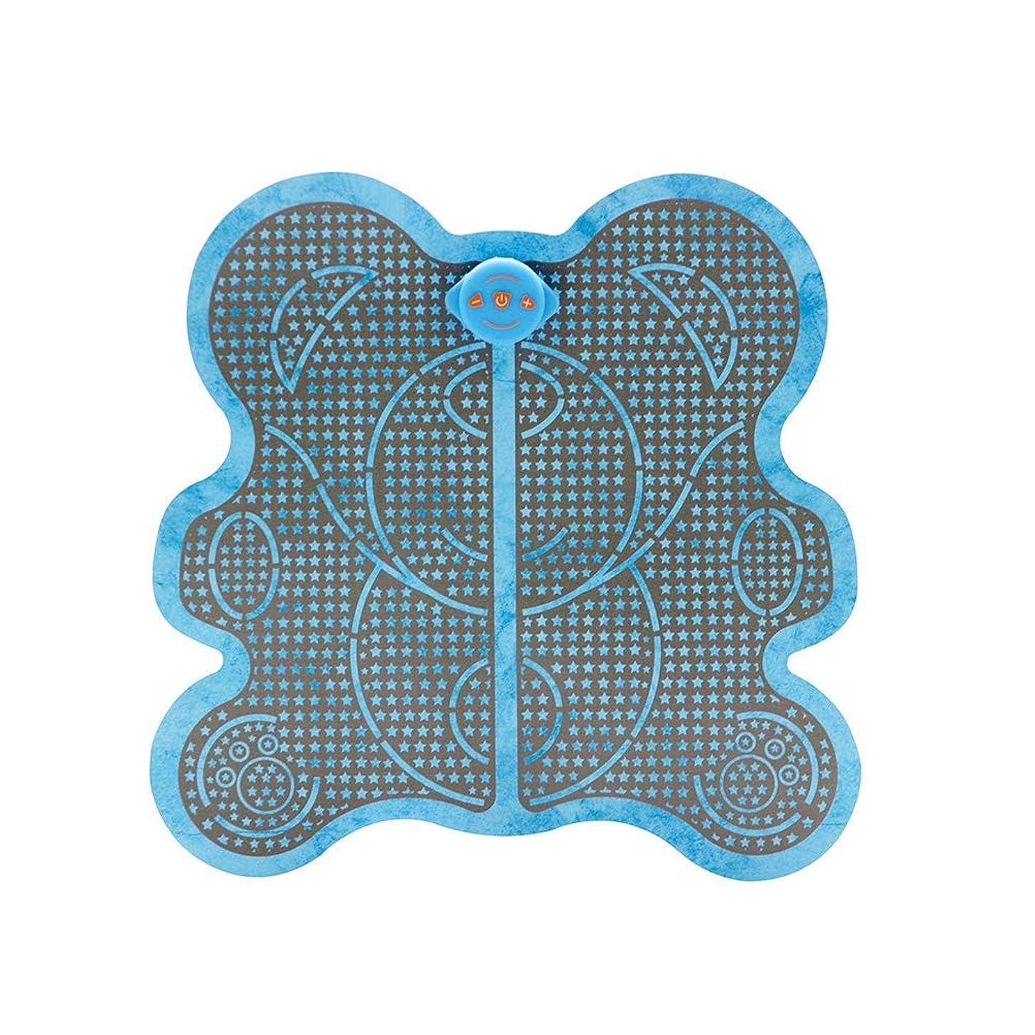 億接続属性Sanwer フットマッサージャー EMS理学療法 フットマッサージクッション 足裏マッサージ機 フットマッサージャー 足指圧マッサージマット EMSリモートコントロール マッサージマット EMSフットマッサージャー 足刺激装置 EMSフットマッサージャークッション 調整可能 電動足裏マッサージ 筋肉刺激 血液循環