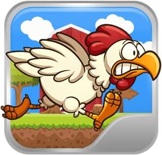 Farm Chicken Run - A farm run and fly story of next door chicken hero!