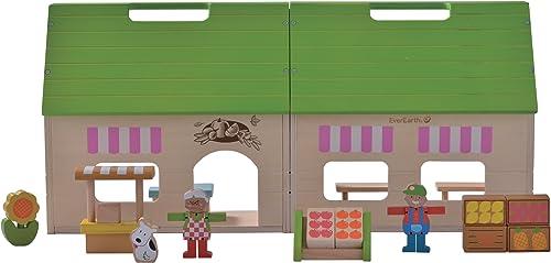 EverEarth - Bio-Laden Puppenhaus (EE33609)