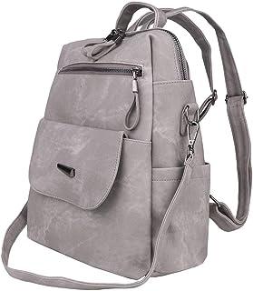 حقيبة ظهر للكلية الابتدائية للنساء حقائب يومية صغيرة من الجلد حقائب الكتب المدرسية حقائب الظهر للفتيات