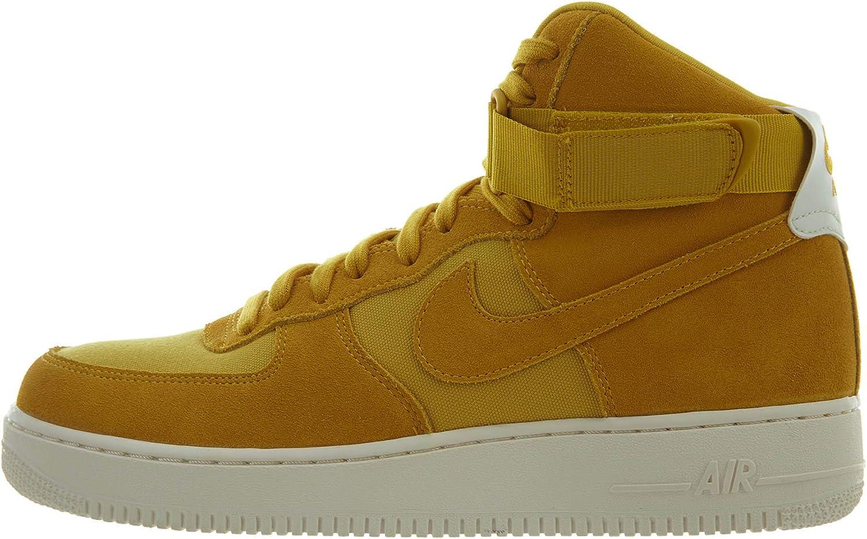 Nike Herren Air Force 1 High '07 Suede Fitnessschuhe B07G7TH86Q  Menschliche Grenze