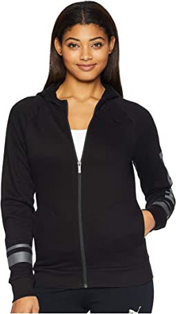 Athletic Full Zip TR Hoodie