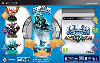 Activision Skylanders: Spyro's Adventure Starter Pack PlayStation 3 vídeo - Juego (PlayStation 3, Acción / Aventura, Modo multijugador, E10 + (Everyone 10 +))
