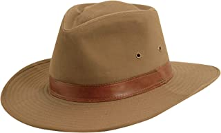 Men's Twill Outback Hat