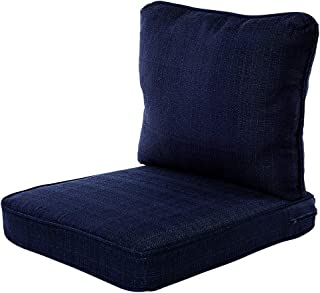 Quality Outdoor Living 29-BL04SB Chair Cushion, 22