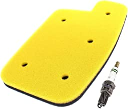 USPEEDA Foam Air Filter for Arctic Cat 400 500 650 TRV TBX 4x4 Replace 0470-663 0470-494