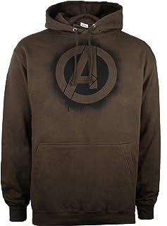 a95f57536ee6c Amazon.fr : Marvel - Sweats à capuche / Sweats : Vêtements