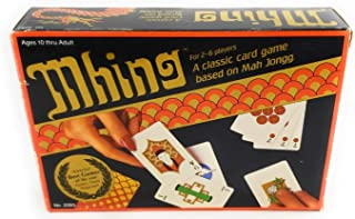 Suntex Mhing Classic Card Game Based On Mah Jongg