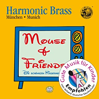 harmonic brass mouse and friends