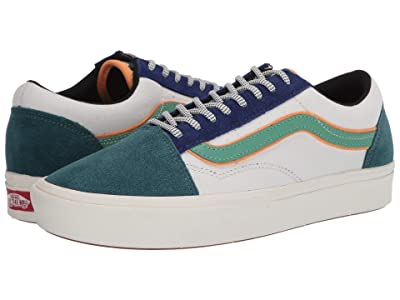 Vans Comfycush Old Skool ((Bugs) Balsam/Marshmallow) Athletic Shoes