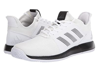 adidas Defiant Bounce 2 (Footwear White/Core Black/Footwear White) Women