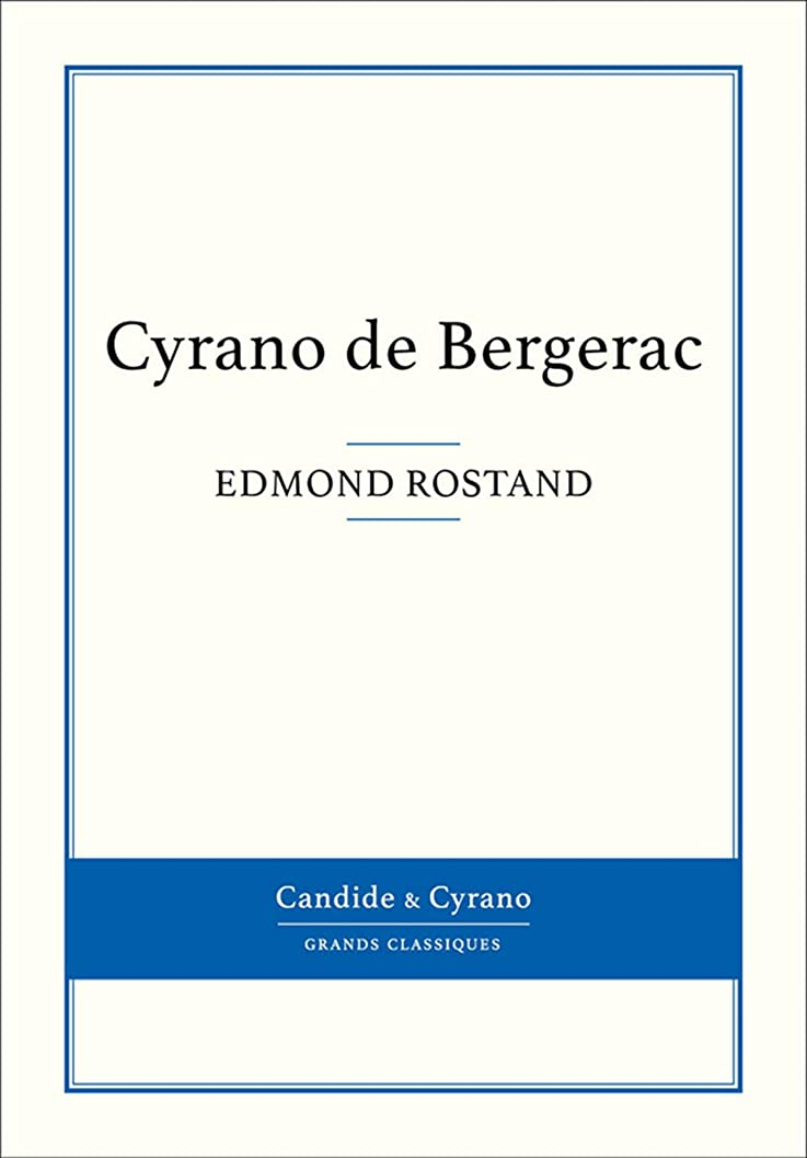 症状テキスト侮辱Cyrano de Bergerac (French Edition)