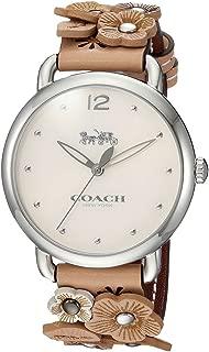 Coach Delancey Quartz Movement White Dial Ladies Watch 14502874
