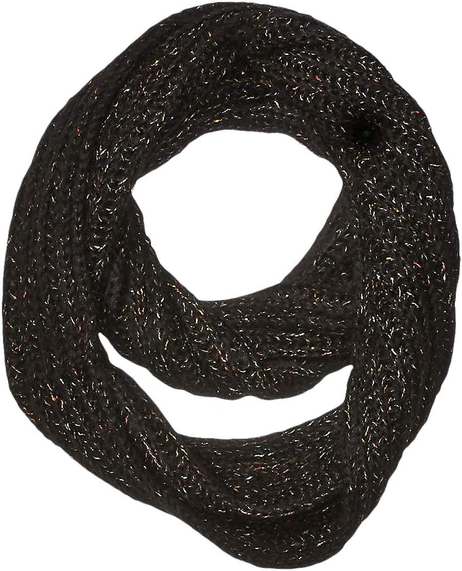 pistil Women's Frenchi Infinity Scarf, Black, One Size