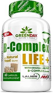 Amix Greenday B-Complex Life+ 60 Caps 360 g