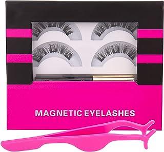 AsaVea Magnetic Eyelashes with Eyeliner Kit