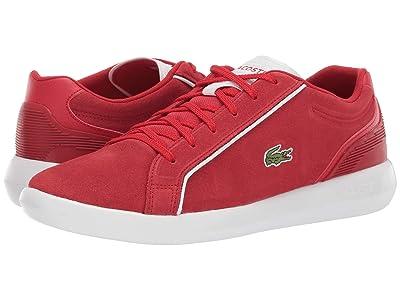 Lacoste Avantor 219 1 SMA (Red/White) Men