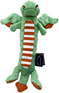 goDog Holiday Plush Dog Toys with Chew Guard Technology