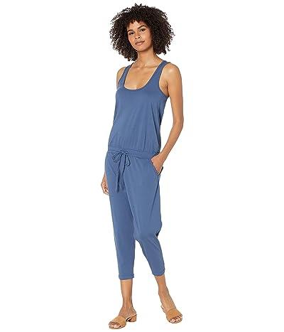 bobi Los Angeles Supreme Jersey Sleeveless Jumpsuit (Coast) Women