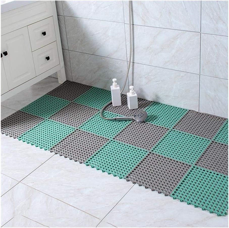XXIOJUN-Shower Mat,Waterproof Non-Slip Mat Bathroom Environme Luxury Long-awaited goods