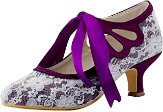 Best Purple Lace Wedding Shoes Of 2020 Top Rated Reviewed