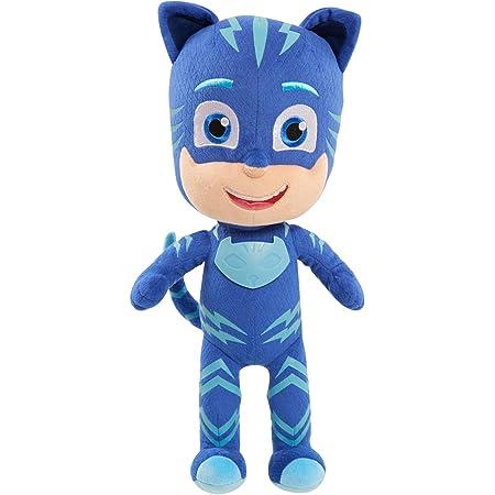 Simba 109402075 – PJ Máscaras Función Peluche Catboy