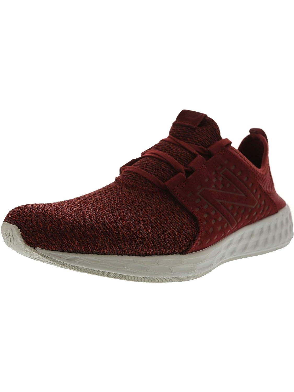 [ニューバランス] メンズ 男性用 シューズ 靴 スニーカー 運動靴 Fresh Foam Cruz v1 - Mercury Red [並行輸入品]