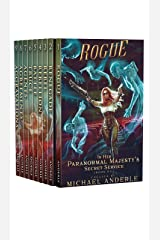 Her Paranormal Majesty's Secret Service Complete Series Omnibus Kindle Edition