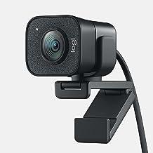 Logitech for Creators StreamCam Premium Webcam for...
