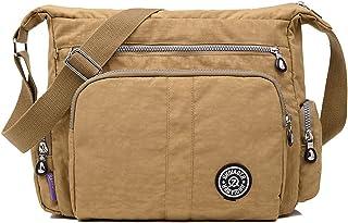 Foino Schultertasche Leichter Umhängetasche Wasserdicht Designer Messenger Bag Taschen Damen Kuriertasche Strandtasche Mod...