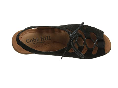 Rockport Sasha Hill Cobb Colección Hill Black Cobb AwFnqd