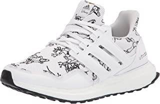 adidas Women's Ultraboost DNA Suede & Leather Running Shoe