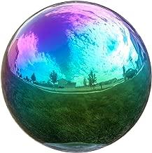 8 gazing ball